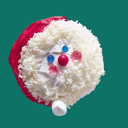 Claus Cupcakes Recipe