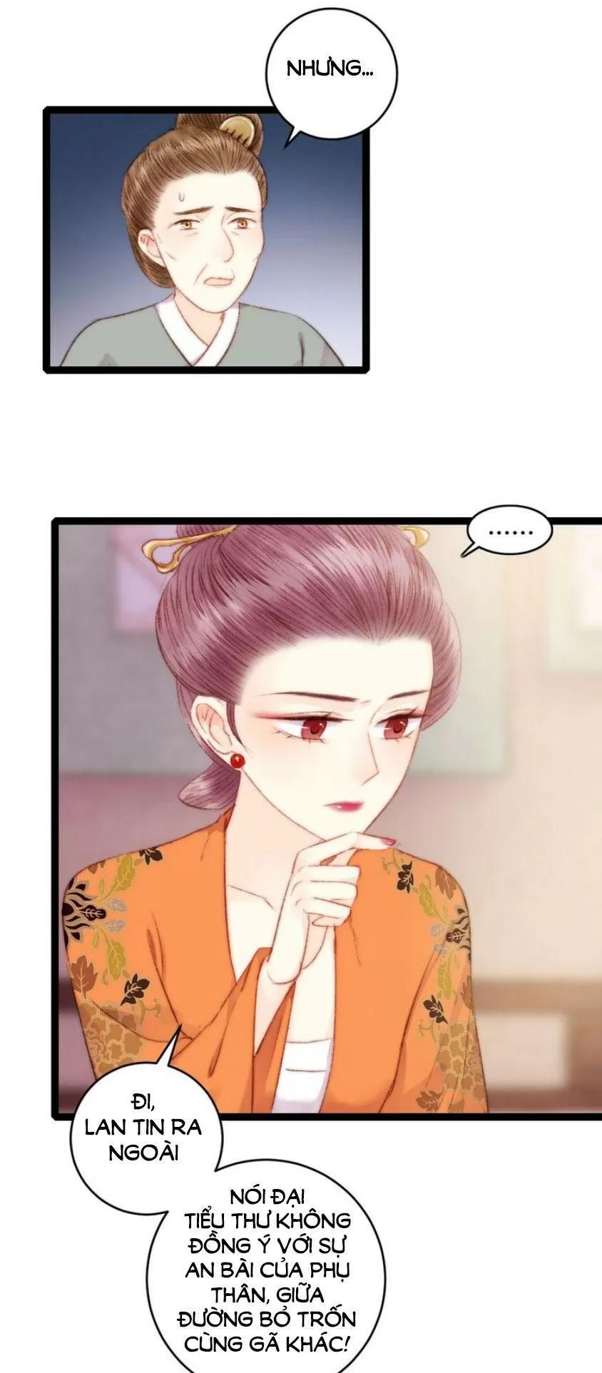 Nàng Phi Cửu Khanh - Thần Y Kiều Nữ chap 55 - Trang 11