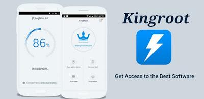 Cara Unroot ponsel android Android dengan aplikasi KingRoot