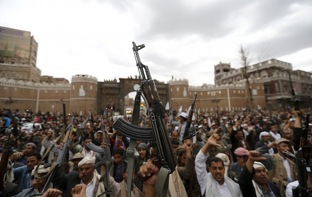 Phiến quân Houthis của Yemen