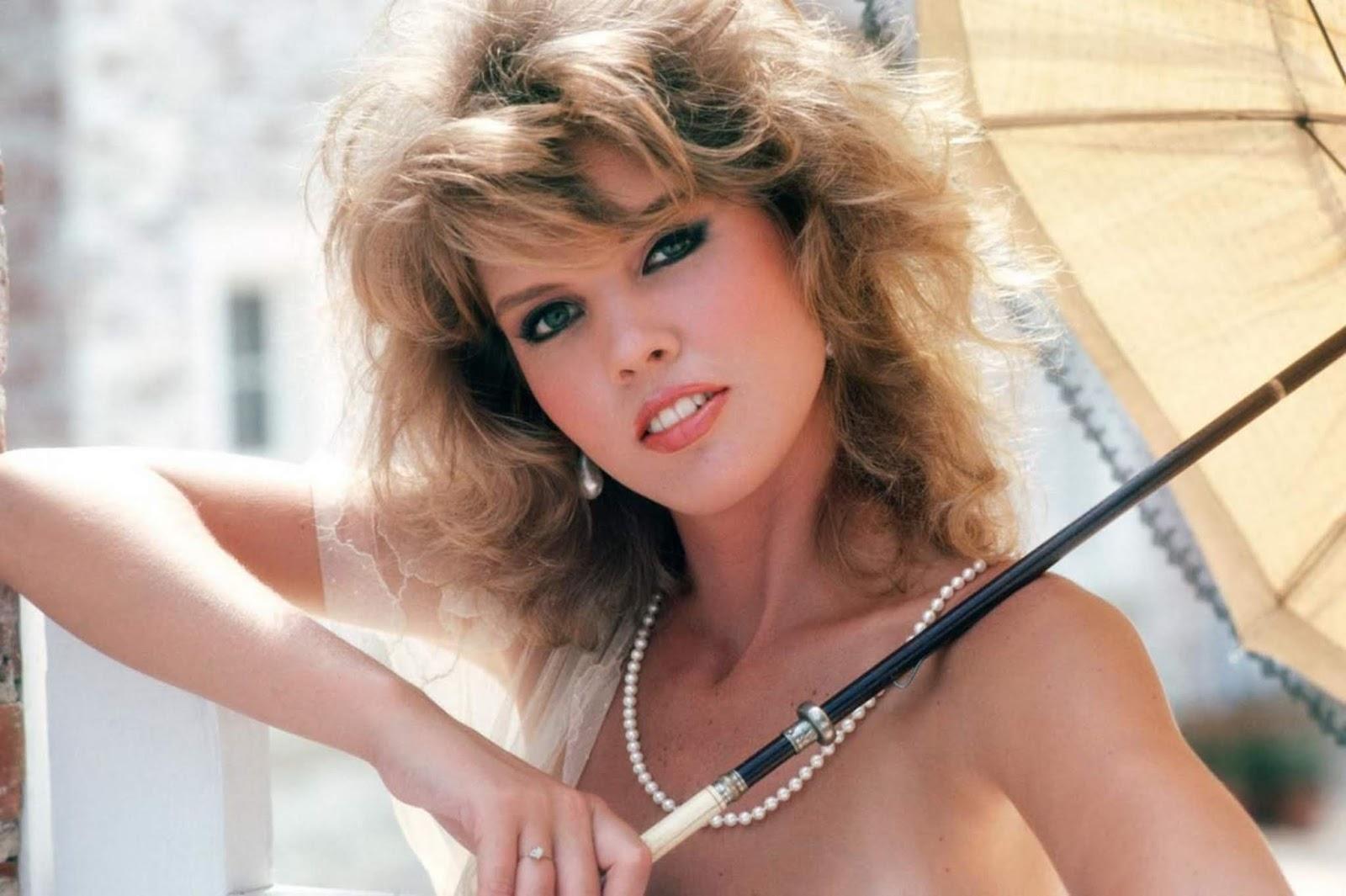 eyval.net: Donna Edmondson - Miss November / 1986