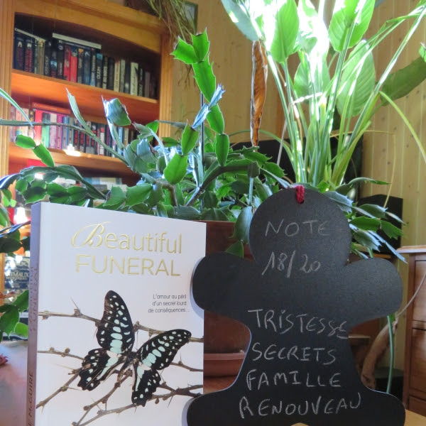 Les frères Maddox, tome 5 : Beautiful funeral de Jamie McGuire
