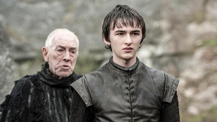 Isaac Hempstead-Wright es Bran Stark