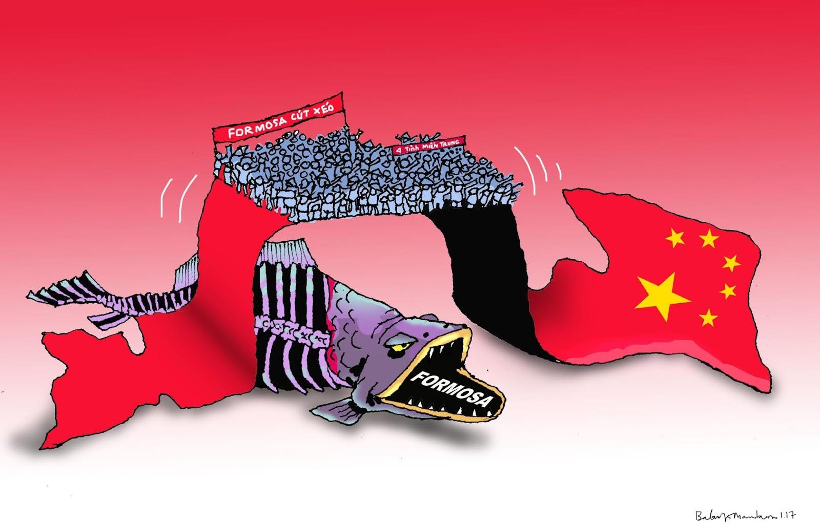 Bốn tỉnh Miền Trung đang thức còn cả nước đang ngủ