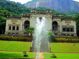 Chafariz do Solar Henrique Lage - Rio de Janeiro