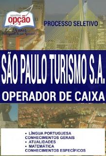 Apostila digital São Paulo Turismo S.A. 2016