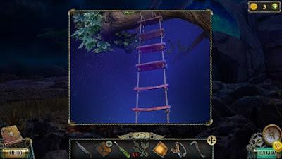 ступеньки на лестнице в игре тьма и пламя 3 темная сторона