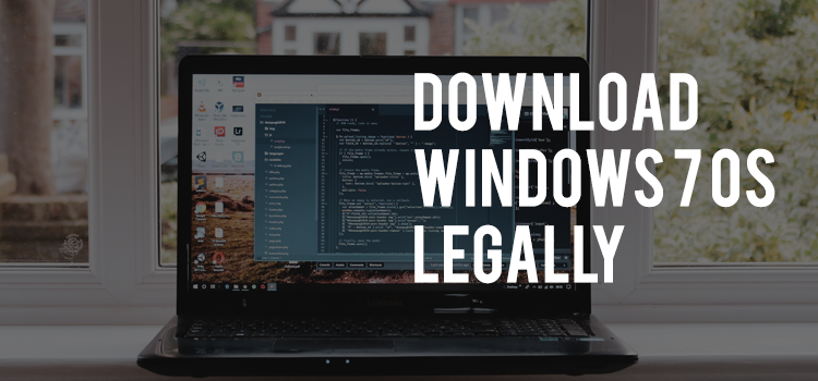 How to download the Windows 7 in Legal for free