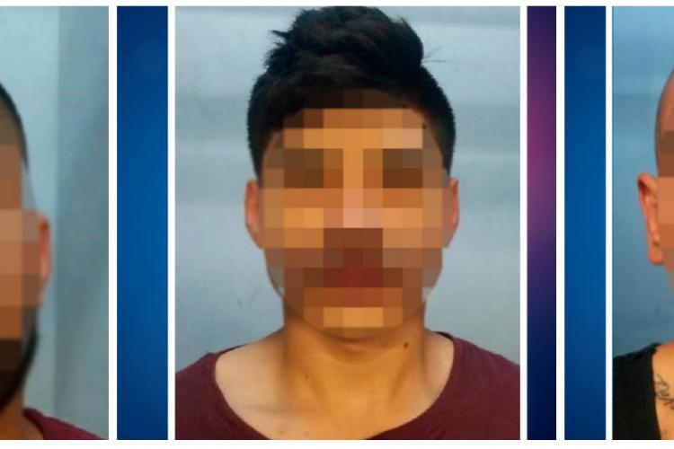 Estatales y SEDENA captura a tres integrantes del CJNG estaban bien armados y cargados de metanfetamina en Tijuana