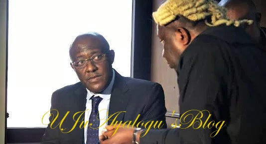 JUST IN: Metuh's trial: Bailiff to serve subpoena on Jonathan Dec 11