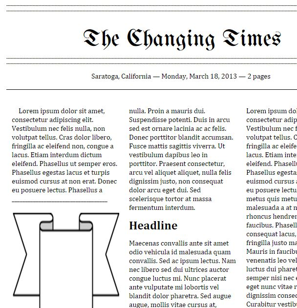 google drive newspaper template tools that make it click google doc newspaper templates