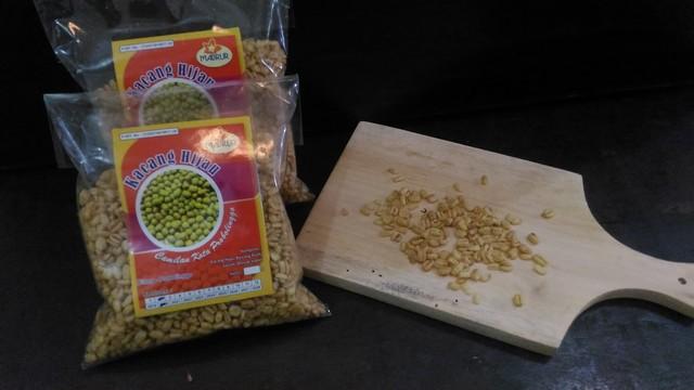 Pilihan Snack Kacang Hijau Asli Probolinggo