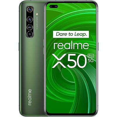 realme X50 Pro 5G 256 GB verde