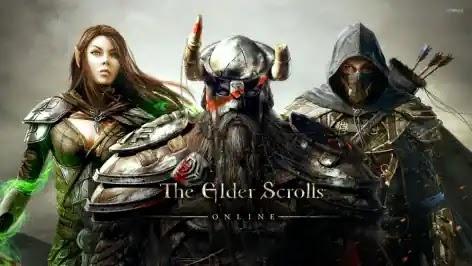 Elder Scrolls Online,ESO Gear,