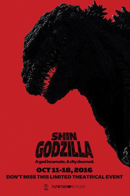 Shin Godzilla (2016) ταινιες online seires xrysoi greek subs