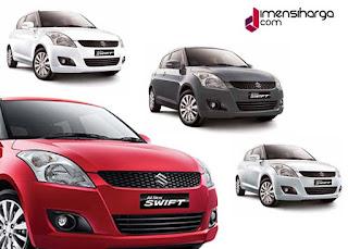 Harga Suzuki Swift