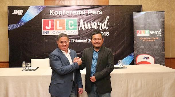 Cerita Omak Melalak: JLC Award 2018, Penghargaan JNE untuk ...