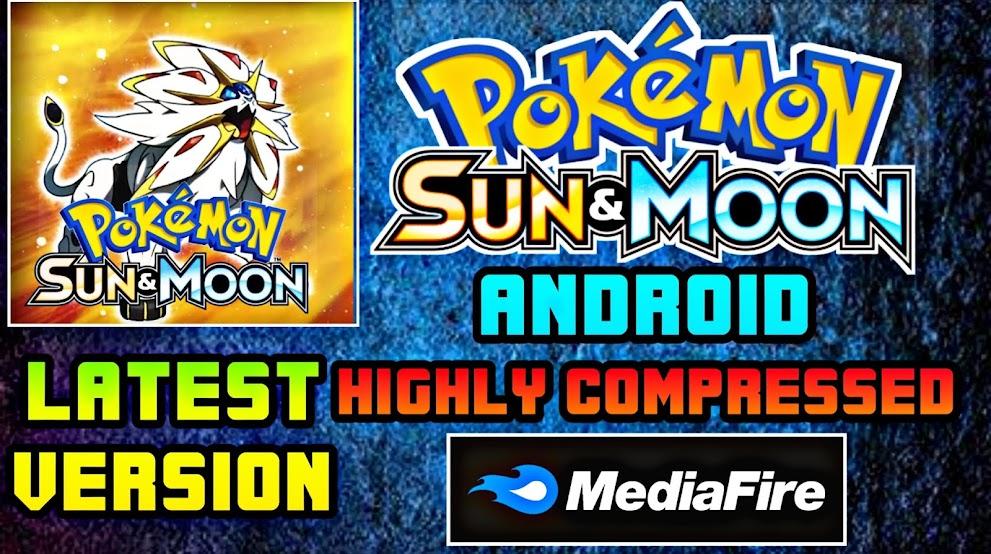 Pokemon Sun And Moon Android