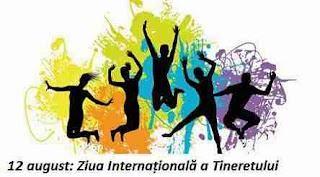 12 august: Ziua Internațională a Tineretului