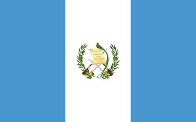 Logo Gambar Bendera Negara Guatemala PNG JPG ukuran 400 px