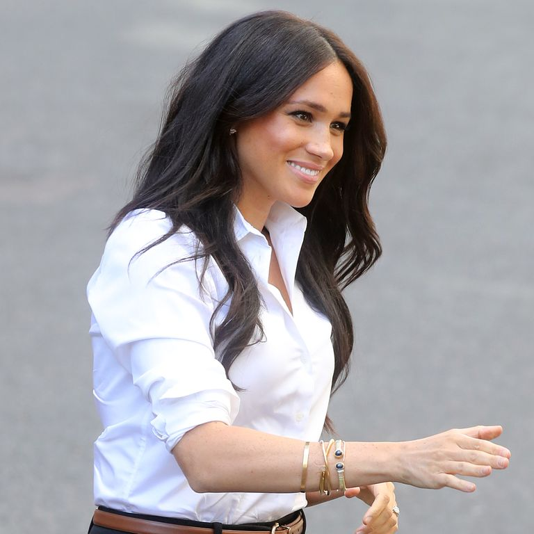 Meghan Markle Makes a Stylish Return to the Royal Event Circuit