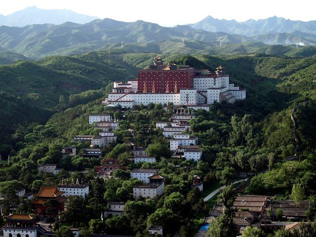 Chengde, Potala Temple por El Guisante Verde Project