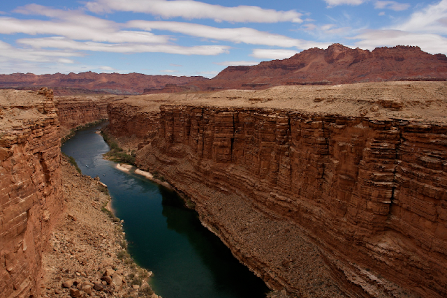 Marble Canyon no Grand Canyon