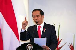 Periode Kedua, Jokowi Tidak Akan Pandang Bulu Basmi Korupsi