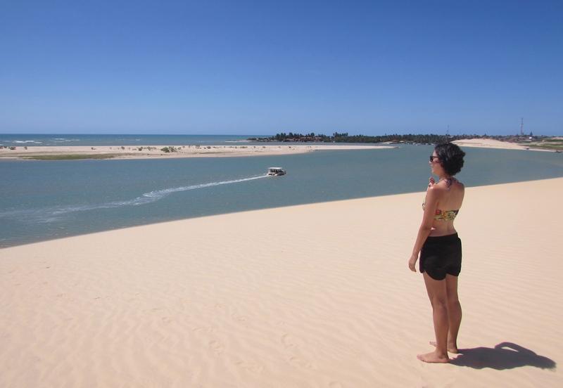Encontro do Rio Mundaú com o mar, Ceará