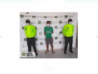 hoyennoticia.com, Por acceso carnal abusivo con menor de 14 años lo capturaron en Chiriguaná