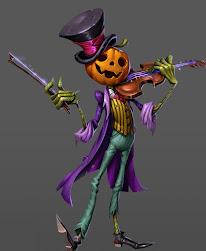 Jack Halloween Hero from Return to Morlovia Event
