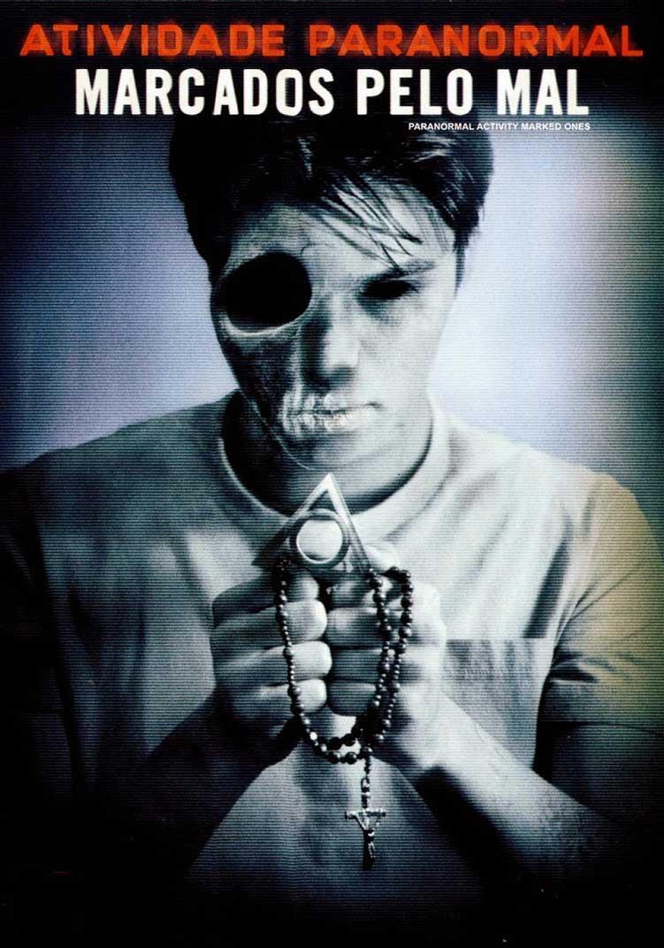 Assistir Atividade Paranormal: Marcados pelo Mal – Dublado