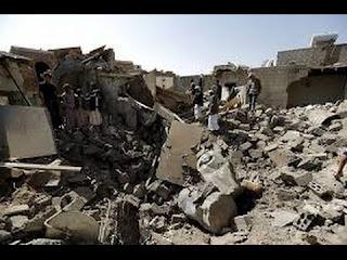 Yaman Berduka, Bom Bunuh diri Terjadi Di Yaman Dan Tewaskan 19 Orang termasuk Wanita dan anak anak - Commando