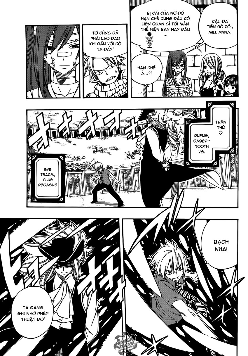 Fairy Tail Chap 288