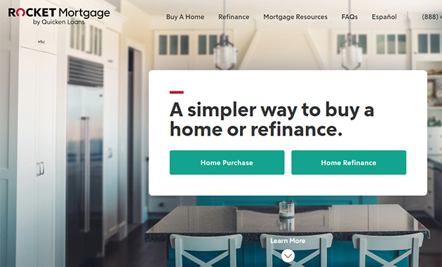 Rocket Mortgage Sign In to Make the Mortgage Application Easy