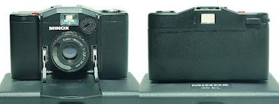 Minox 35 EL (Color-Minotar 35mm F2.8 Lens) #558