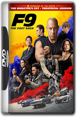 Fast & Furious 9 [2021] [DVDR R1] [Latino] [2 in 1]