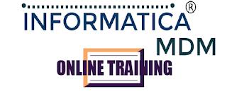 Informatica MDM Training In Hyderabad