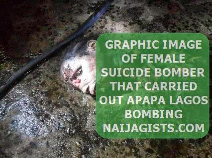 female boko haram suicide bomber
