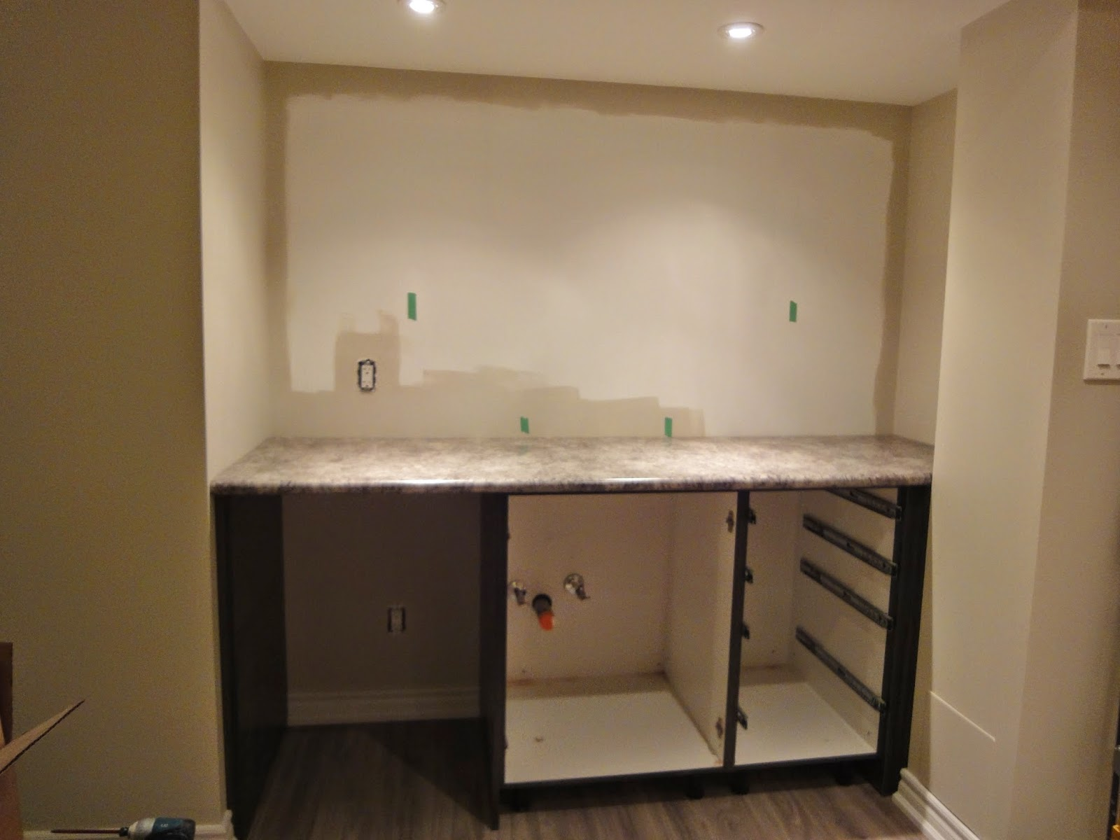 Mini Wet Bar