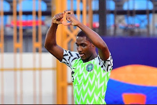 Ighalo On Course For Golden Boot As Nigeria Becomes Africa's Bronze King