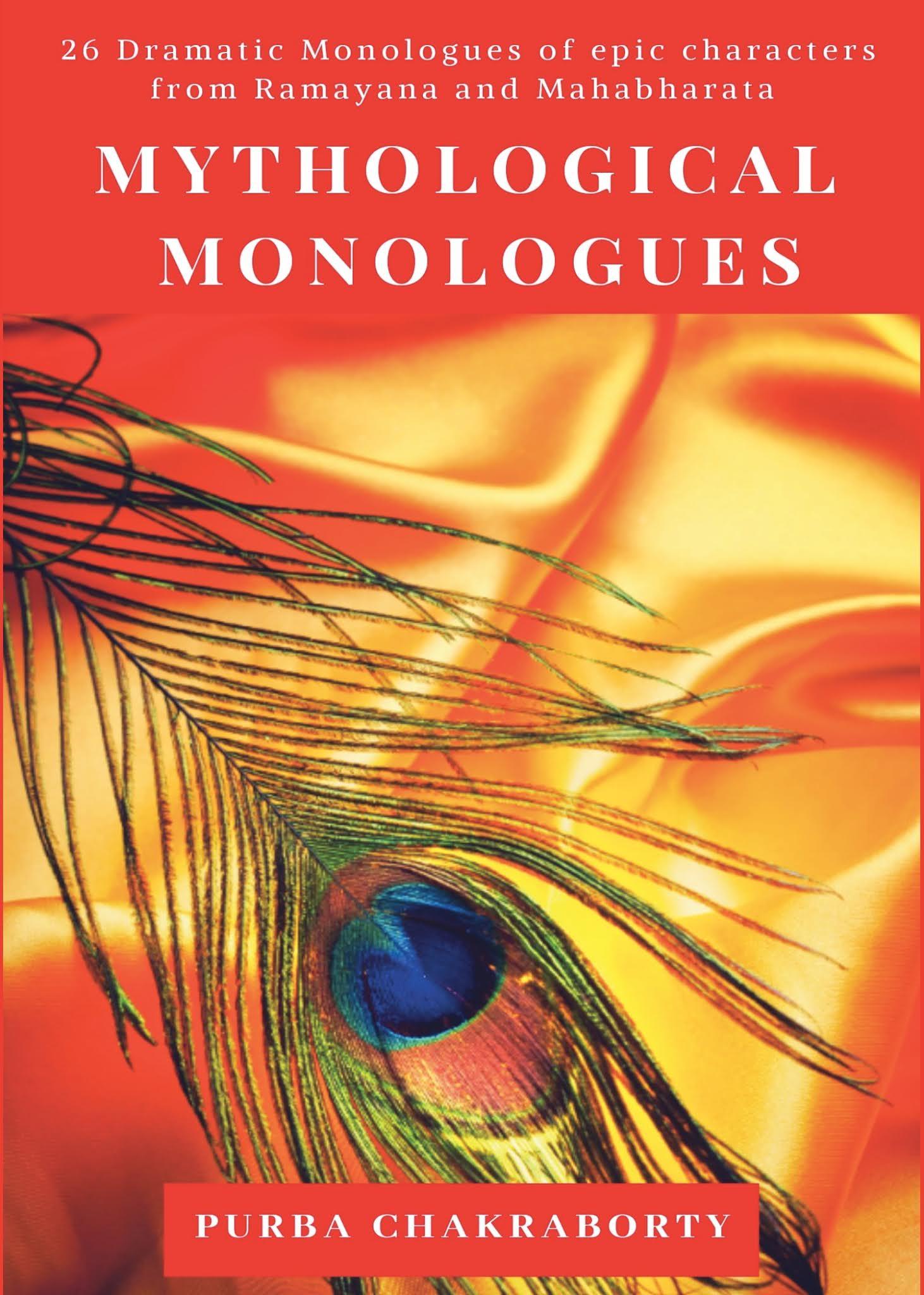 mythological monologues purba chakrborty