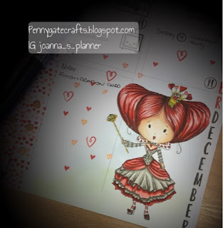 planner-stamping-queen-hearts-wonderland