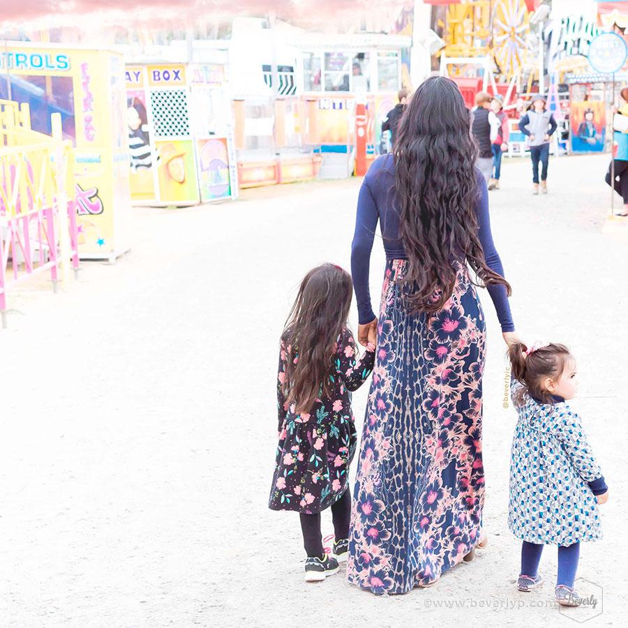 Vestidos Largos mama Hija