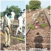 Aurangabad Train Accident: Train passes over migrant laborers sleeping on the track in Aurangabad, 17 dead