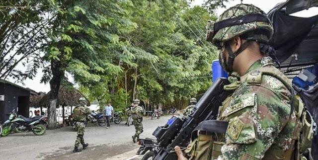 FANB DESACTIVA EXPLOSIVOS EN APURE E INCAUTA DOS LANZA GRANADAS