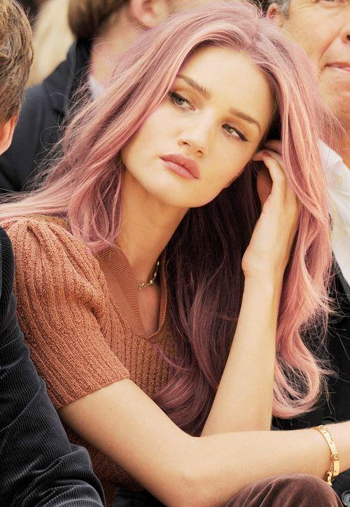 Très Des Mots Beauté: Inspirations cheveux : la coloration pastel, on  SW66