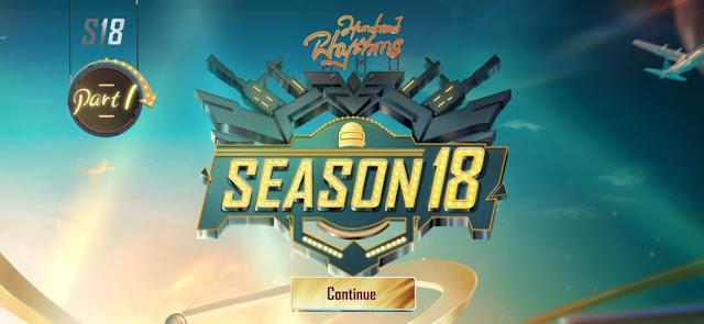 PUBG Mobile 1.3.1 Season 18 Week 6 RP missions revealed
