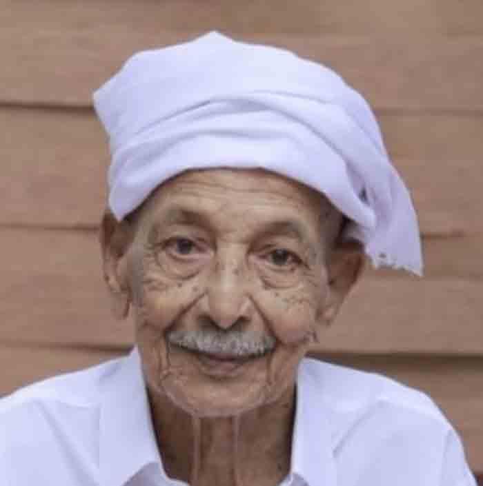 Kattippara Sufi of Alur Maikuzhi passed away