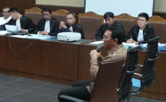Ini Permintaan Polda Metro Jaya Terkait Sidang Ahok Yang Tidak Dipenuhi Pihak Pengadilan